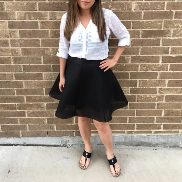 CASUAL CHIC AT HAPPY HOUR